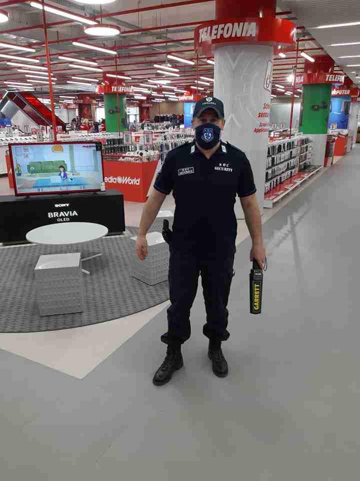 Vigilanza Pavia